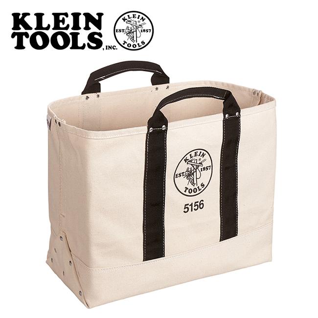 KLEIN TOOLS クラインツールズ Canvas Tool Bag 19Inch キャンバスツールバッグ 5156 【アウトドア/キャンプ/トートバッグ/収納/仕事】