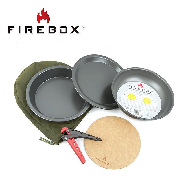 FIREBOX ファイヤーボックス ウルトラクックキットS FB-UCKS 【フライパン/セット/調理器具/アウトドア/キャンプ】