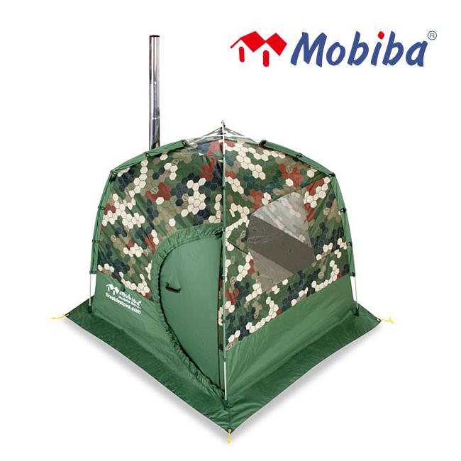 Mobiba モビバ Backpack Sauna RB170M バックパックサウナ 27170 【野外/キャンプ/アウトドア/携帯式サウナ/テント/バックパック】