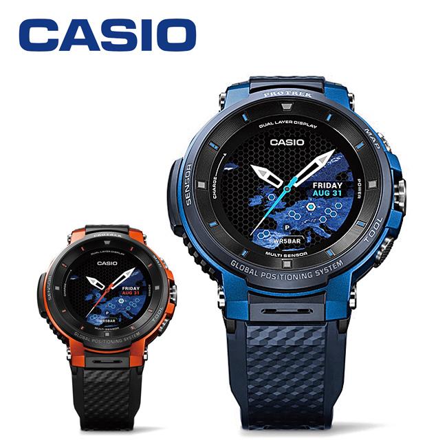 CASIO カシオ PRO TREK smart WSD-F30 プロトレックスマート 【腕時計/アウトドア/ハイキング/ランニング/海/スノー/ゴルフ】