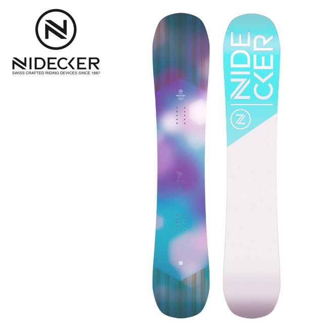 2020 NIDECKER ナイデッカー ANGEL エンジェル 【2020/スノーボード/ウィメンズ/レディース/日本正規品/FLOW】
