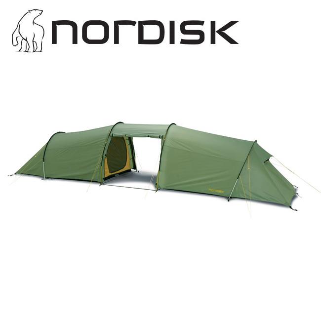 NORDISK ノルディスク Rago 4 PU ラゴ 122027 【アウトドア/キャンプ/テント/日よけ/防災】