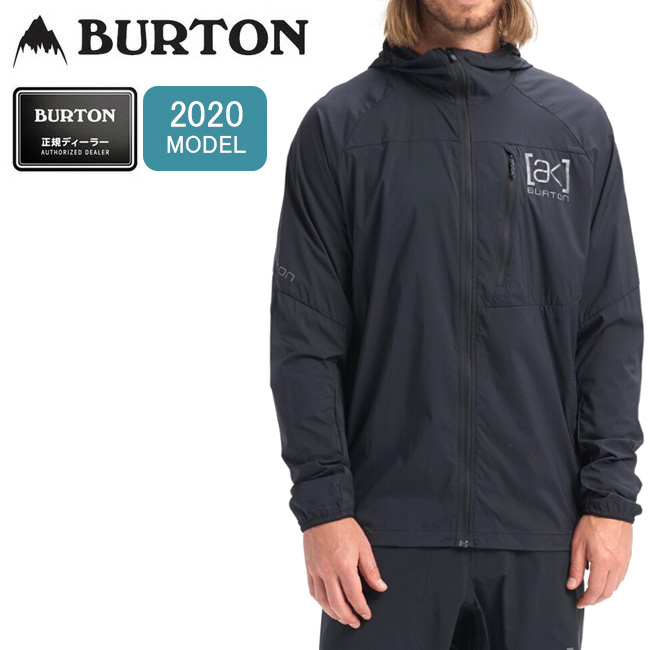 BURTON バートン [ak] Dispatcher Ultralight Jacket ディスパッチャーウルトラライトジャケット 210401 【メンズ/アウトドア/アウター/軽い/パッカブル】