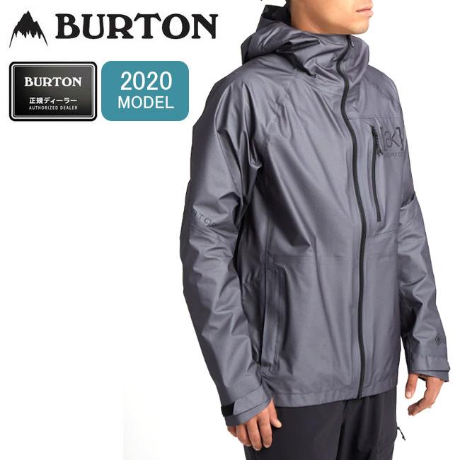 BURTON バートン [ak] Three-Layer GORE-TEX Surgence Jacket 3レイヤーゴアテックスサージェンスジャケット 216061 【メンズ/アウトドア/アウター/軽い】