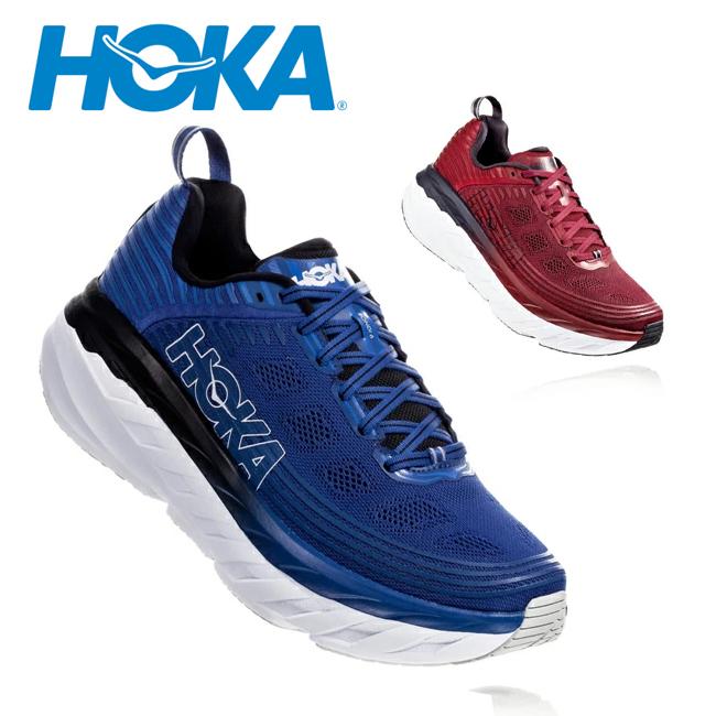 HOKA ONE ONE ホカオネオネ BONDI 6 ボンダイ 1019269 【アウトドア/スニーカー/メンズ】