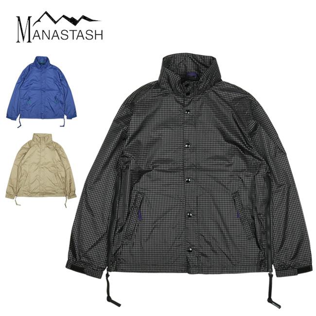 MANASTASH マナスタッシュ M-RIP COACHER リップコーチャー 7102043 【トップス/アウター/ジャケット/メンズ/アウトドア】