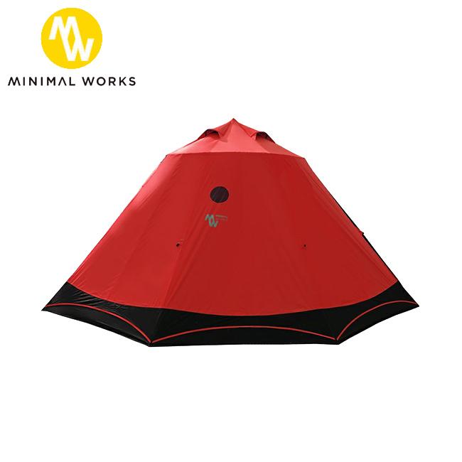 MINIMAL WORKS ミニマルワークス WATER MELON ウォーターメロン MGTE-WM800-GO0 【テント/ティピー/アウトドア/キャンプ/防災】