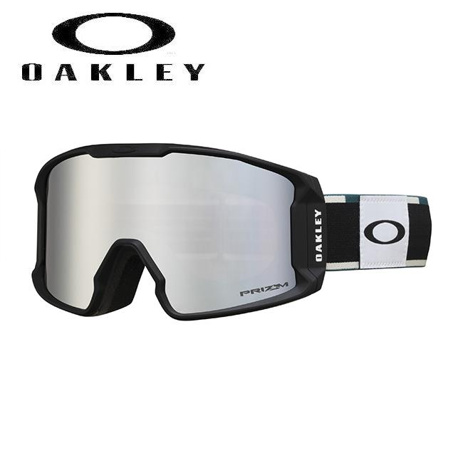 2020 OAKLEY オークリー Line Miner XM RailWork Balsam Black Prizm Black Iridium ラインマイナー oo7093-20 ゴーグル 【日本正規品/スノーボード/スキー】