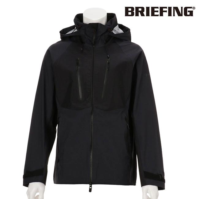 BRIEFING ブリーフィング eVent PROTECTION WP SHELL イーベントプロテクションウォータープルーフシェル BRM201M01 【アウター/ジャケット/パーカー/アウトドア】