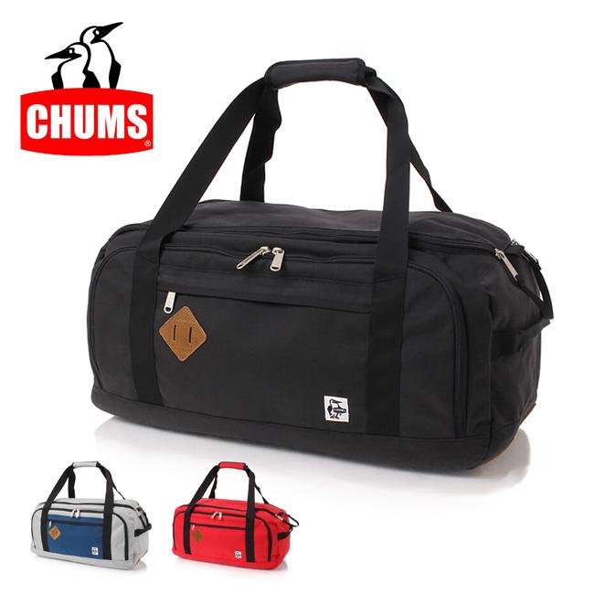 CHUMS チャムス Spruce Cargo Duffle スプリュースカーゴダッフル CH60-2897 【ボストンバッグ/旅行/アウトドア/日本正規品】