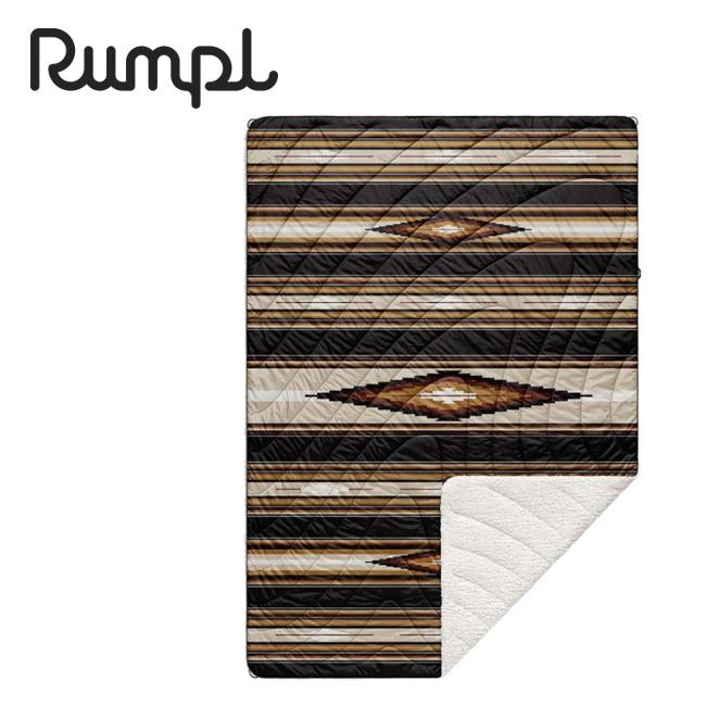 Rumpl ランプル Sherpa Puffy Blanket シェルパパフィーブランケット 3IP-RMP-201008 【アウトドア/キャンプ/掛け布団/車中泊/膝掛】
