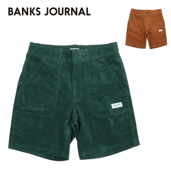 BANKS JOURNAL バンクスジャーナル BIG BEAR WALKSHORT ビッグベアーウォークショーツ WS0131 【半ズボン/ハーフパンツ/アウトドア】