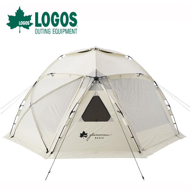 LOGOS ロゴス グランベーシック スペースベース デカゴン-BJ 71459309 【タープ/キャンプ/アウトドア】