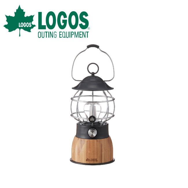 LOGOS ロゴス Bamboo コテージランタン 74175016 【LED/防災/アウトドア/キャンプ】