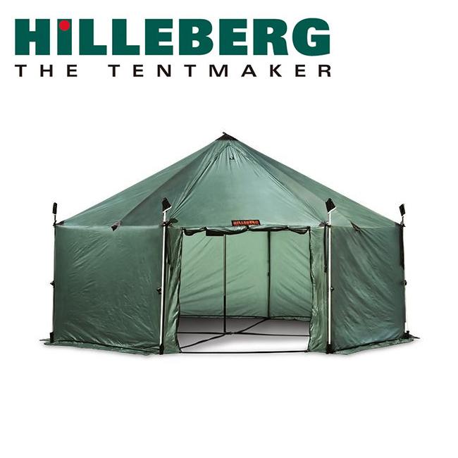 HILLEBERG ヒルバーグ アルタイ ウルトラライト グリーン 12770127 【アウトドア/テント/キャンプ】
