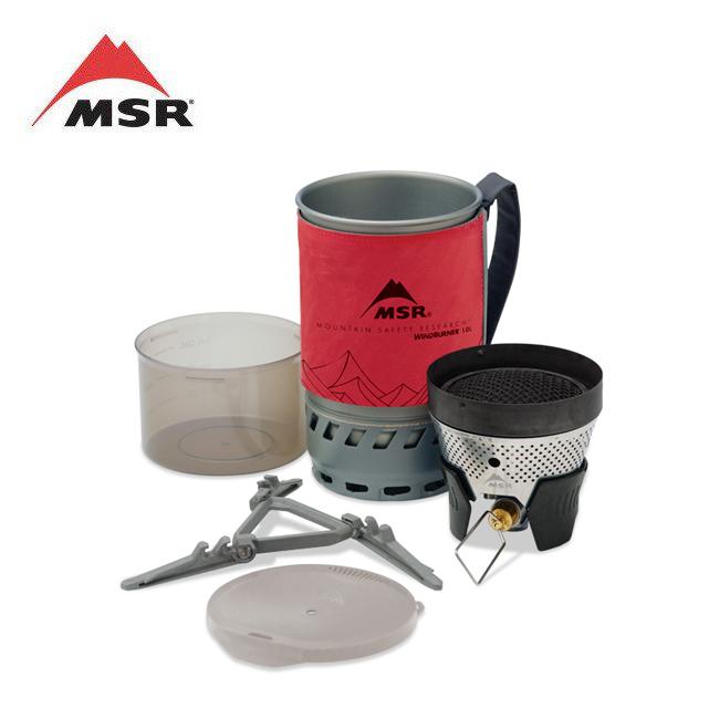MSR エムエスアール ウィンドバーナーパーソナルストーブシステム 36219 【アウトドア/キャンプ/調理】