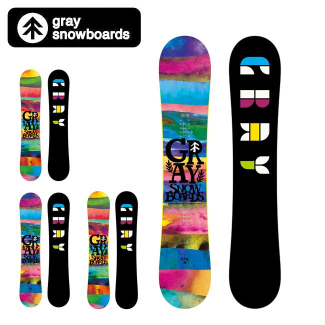 2020 GRAY SNOWBOARDS グレイ スノーボード R.P.M.Ladies 【2020/日本正規品/レディース/ウィメンズ/スノー】