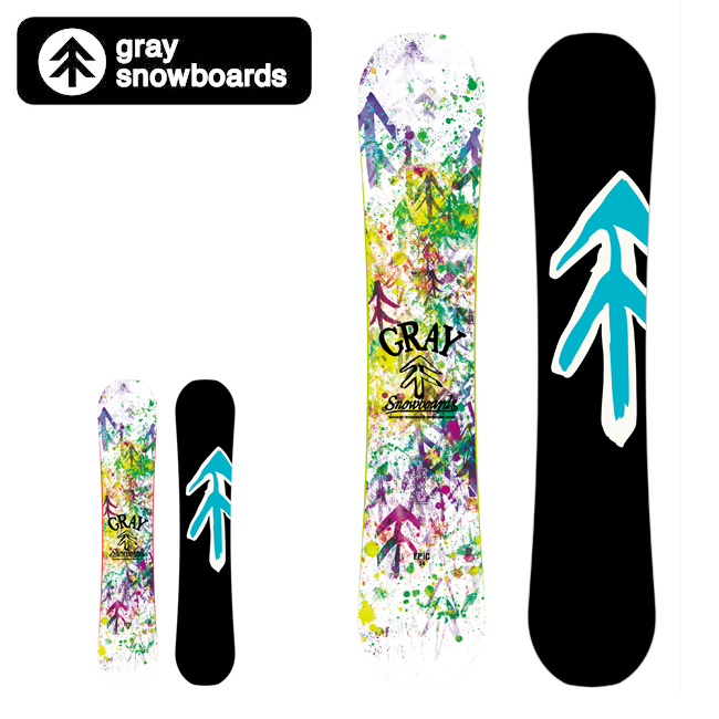 2020 GRAY SNOWBOARDS グレイ スノーボード EPIC JUNIOR エピックジュニア 【2020/日本正規品/キッズ/子ども/スノー】