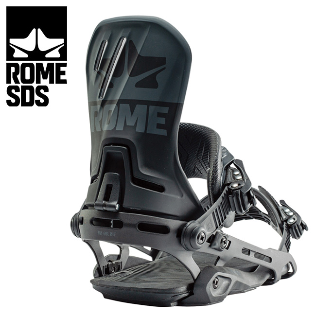 2020 ROME ローム D.O.D. ディーオーディー 【2020/スノーボード/メンズ/バインディング/日本正規品】