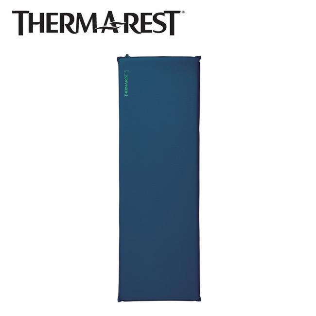 THERM A REST サーマレスト ベースキャンプ XL ポセイドンブルー 30117 【マットレス/キャンプ/アウトドア】