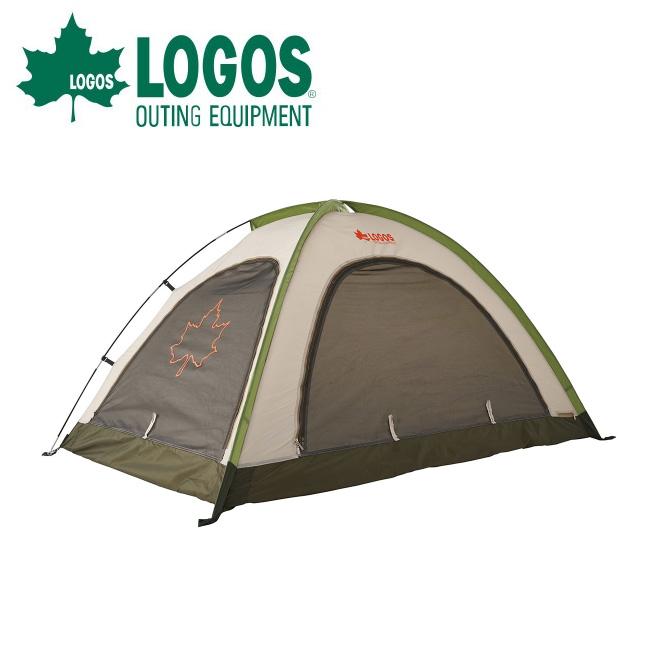 LOGOS ロゴス 2ドアルームテント DUO-BJ 71805554 【インナーテント/2人用/キャンプ/アウトドア】
