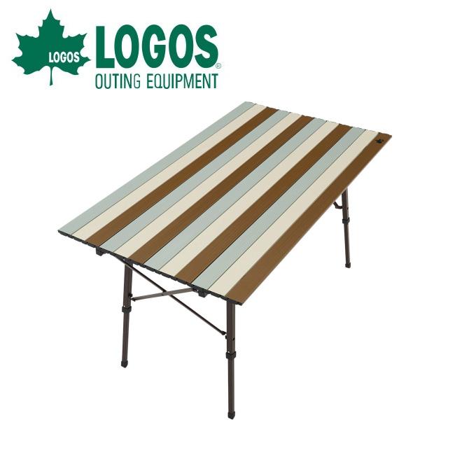 LOGOS ロゴス LOGOS Life オートレッグテーブル 12070(ヴィンテージ) 73185010 【机/キャンプ/BBQ/アウトドア】