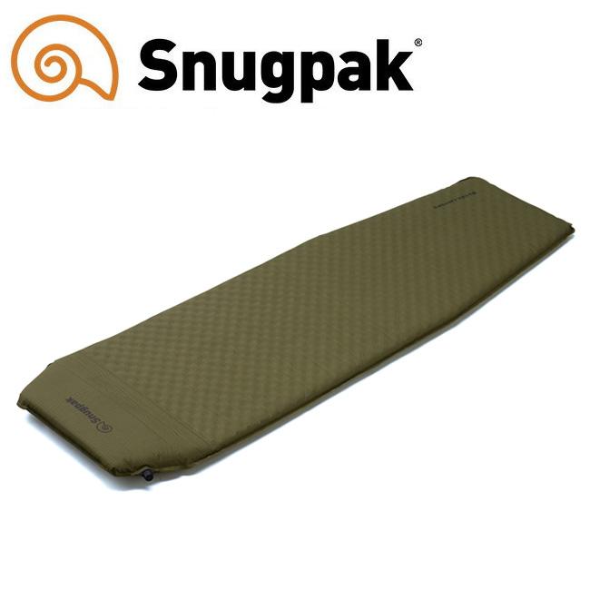 Snugpack スナグパック XLセルフインフレーティングマット (ピロー内蔵式) SP91794OL 【マット/軽量/シュラフ/寝袋/キャンプ/アウトドア】