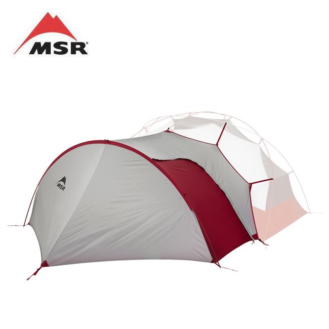 MSR エムエスアール ギアシェッド 37314 【収納スペース/オプション/テント/キャンプ/アウトドア】