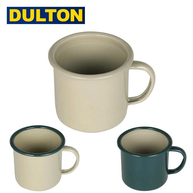 9 19~24お買い物マラソン限定 ポイント10倍 DULTON 安全 ダルトン ENAMELED MUG キッチン エナメルマグ ホーロー 送料無料でお届けします アウトドア 食器 K19-0099 マグカップ