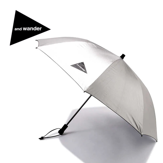 and wander 定番の人気シリーズPOINT(ポイント)入荷 アンドワンダー別注モデル EuroSCHIRM umbrella UV 傘 おすすめ 雨具 アウトドア 574-0977007 ユーロシルムアンブレラ
