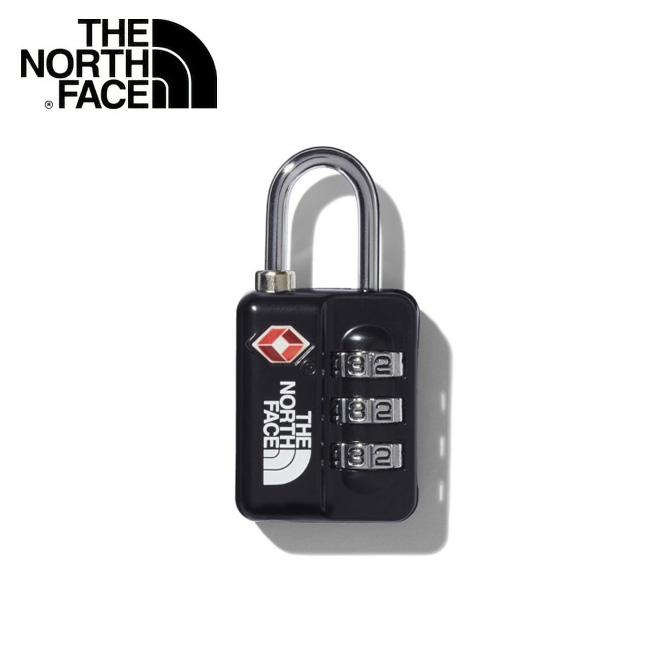 THE NORTH FACE ノースフェイス TNF TSA 在庫あり Lock TNFTSAロック NN32113 日本正規品 メール便 鍵 暗証番号 貴重品管理 人気ブランド多数対象 スーツケース 代引不可