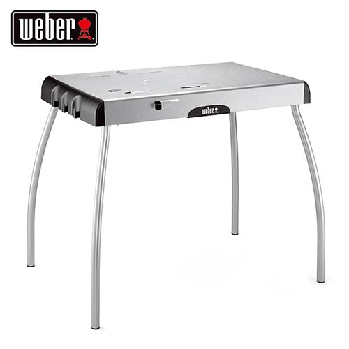Weber ウェーバー ポータブル チャコール テーブル 12916005 7445 日本正規品