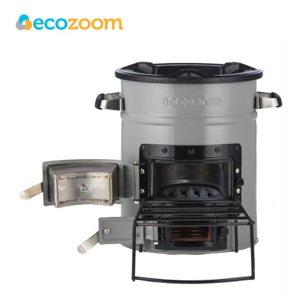 ecozoom/エコズーム EcoZoom Versa エコズーム・バーサ グレー【BBQ】【GLIL】七輪 アウトドア キャンプ BBQ バーベキュー