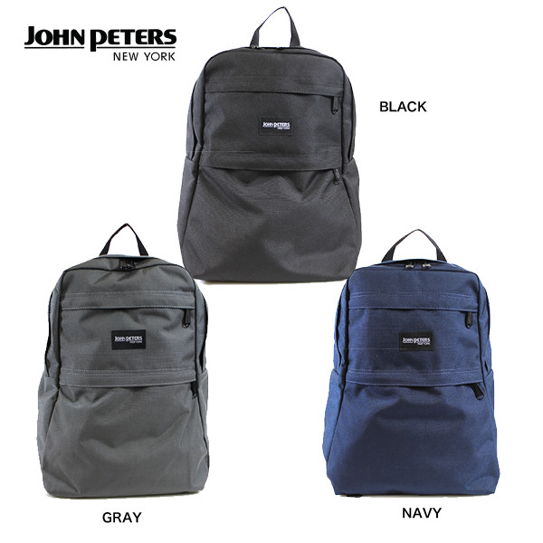 JOHN PETERS/ジョンピーターズ バックパック DBAG S/ 1234
