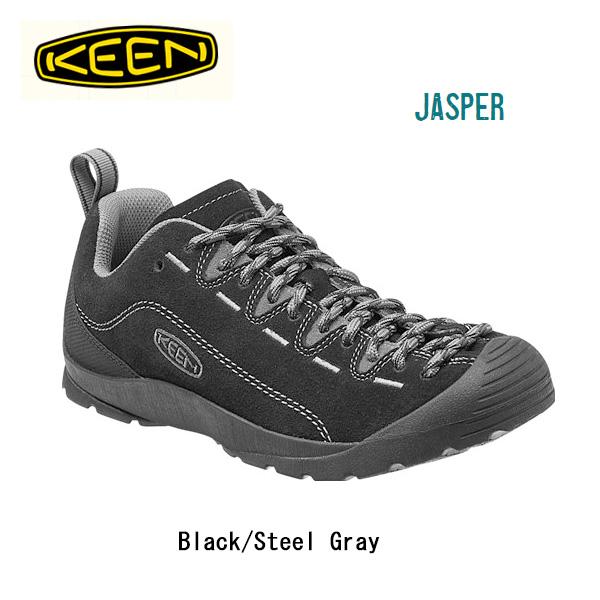【月間優良ショップ受賞】キーン KEEN スニーカー Jasper KEEN Black/Steel Gray/ Gray/ Jasper 1014846/レディース, もっきり屋:b54ec565 --- officewill.xsrv.jp