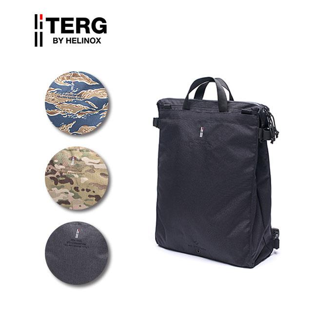 TERG/ターグ トートパック オールウェイスクエアトート 19930009