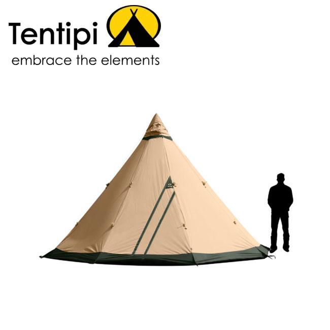 【新発売】 Tentipi 9 テンティピ テント ジルコン ベージュ(Light 9 CP ベージュ(Light Tan)【TENTARP CP】【TENT】, 河内長野市:befc0639 --- konecti.dominiotemporario.com