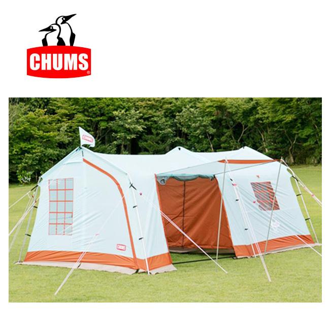 【バドミントン対象品】チャムス chums テント テント Booby CH62-1077 Two Room Koya Tent Room 4 CH62-1077 日本正規品【TENTARP】【TENT】, 静内郡:91500612 --- officewill.xsrv.jp