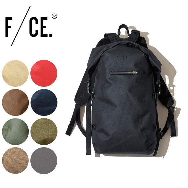 F/CE エフシーイー バックパック NO SEAM ZIP LOCK BAG フィクチュール FICOUTURE 【カバン】正規品 FCE