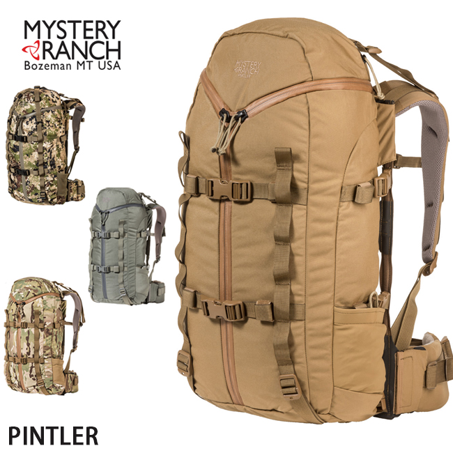 【日本正規品】ミステリーランチ MysteryRanch ピントラー M PINTLER M 19761119 【カバン】 バックパック