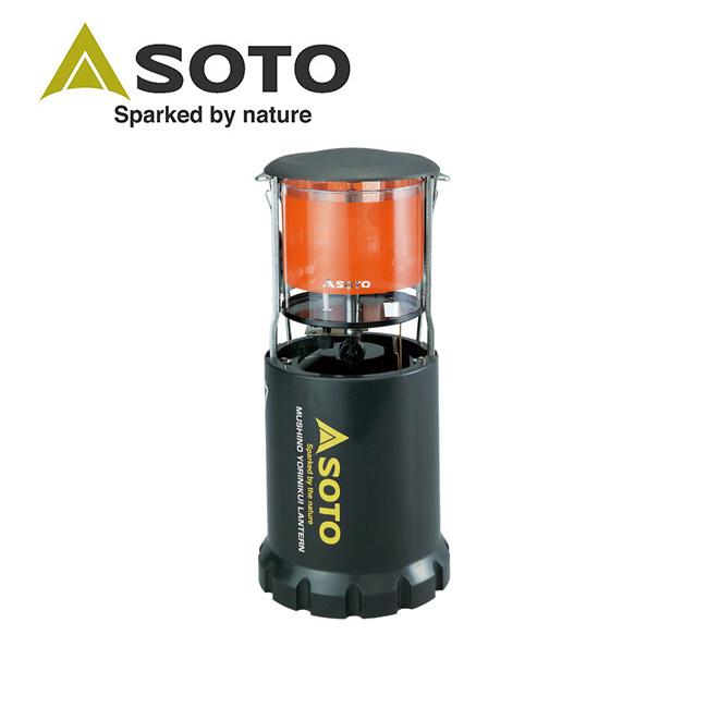SOTO/ソト 虫の寄りにくいランタン ランタン 照明 キャンプ アウトドア ST-233 【LITE】