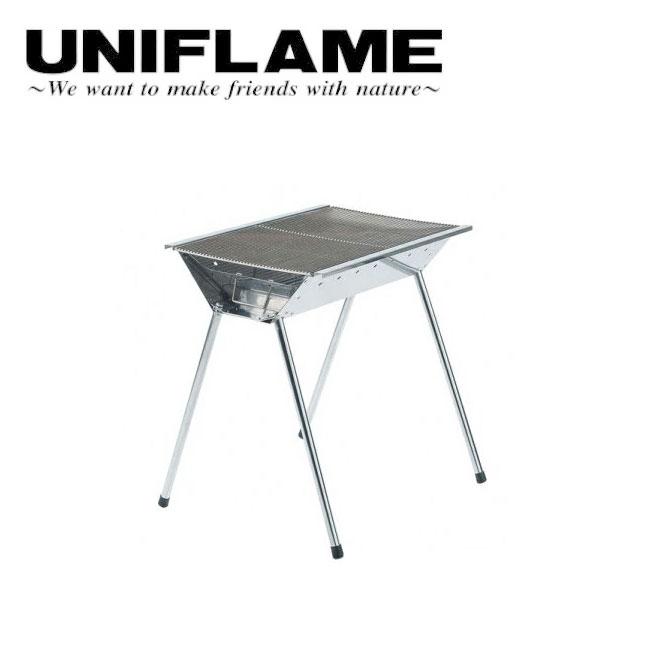ユニフレーム UNIFLAME UFタフグリル SUS-600 665404 【UNI-BBQF】【BBQ】【GLIL】 グリル バーベキュー BBQ アウトドア キャンプ 炭火調理 焚火