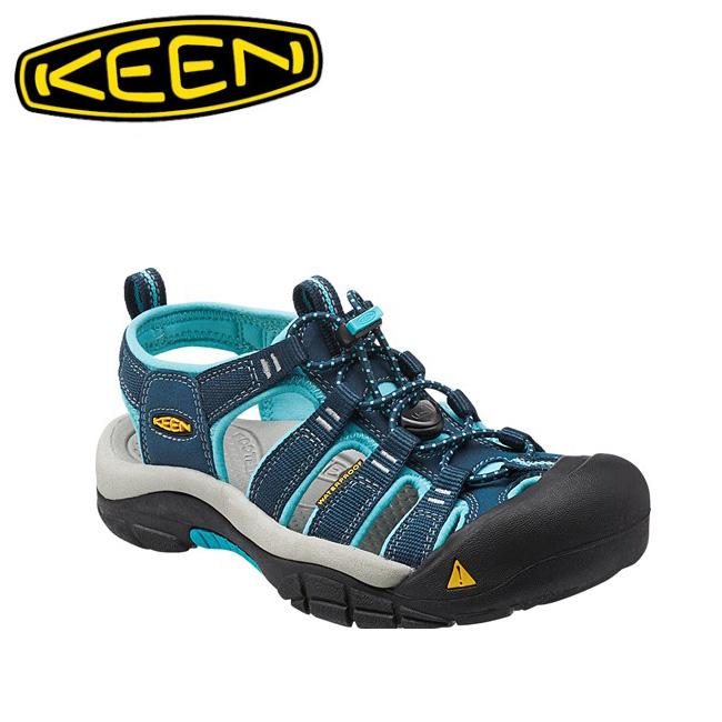 KEEN キーン サンダル NEWPORT H2 ニューポート H2 Poseidon/Capri 1014199 /レディース 【靴】 アウトドア 海 トラベル