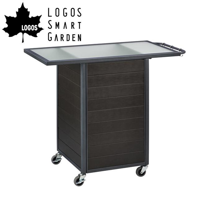 【メーカーお取り寄せ】【代引き不可】ロゴス LOGOS LOGOS Smart Garden スタンドカウンター 73200006 【LG-FUNI】