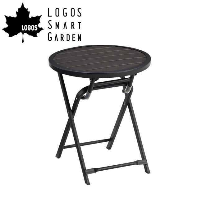 【月間優良ショップ受賞】【メーカーお取り寄せ】【代引き不可】ロゴス LOGOS LOGOS Smart Garden モノウッドFDテーブル 73200014 【LG-FUNI】