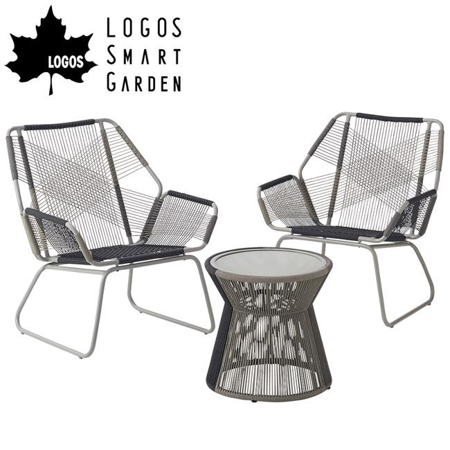 【メーカーお取り寄せ】【代引き不可】ロゴス LOGOS LOGOS Smart Garden スリングテラス3 73200015 【LG-FUNI】