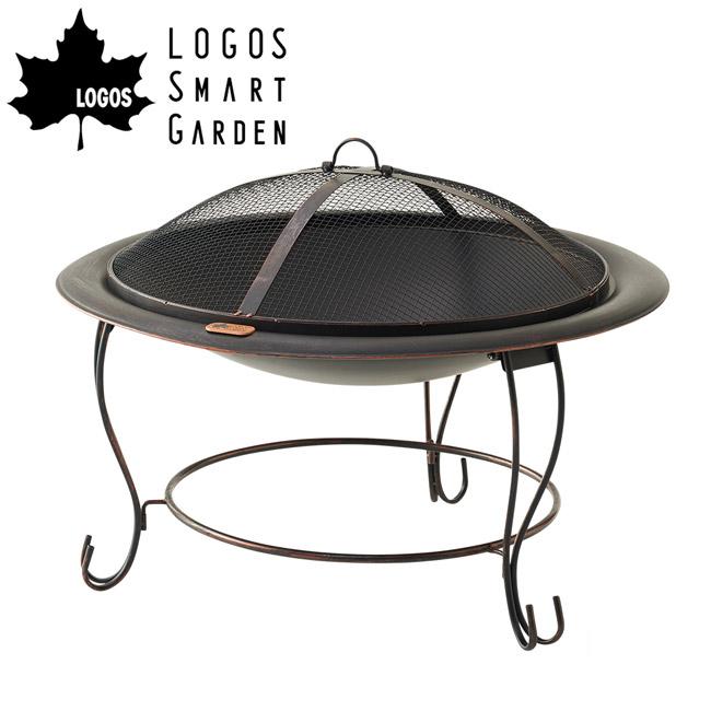 早割クーポン! 【メーカーお取り寄せ】 LOGOS【代引き不可】ロゴス LOGOS Garden LOGOS LOGOS Smart Garden ラウンドファイアプレース 81050001【LG-LITE】, 青空そら豆:424d3bd4 --- supercanaltv.zonalivresh.dominiotemporario.com