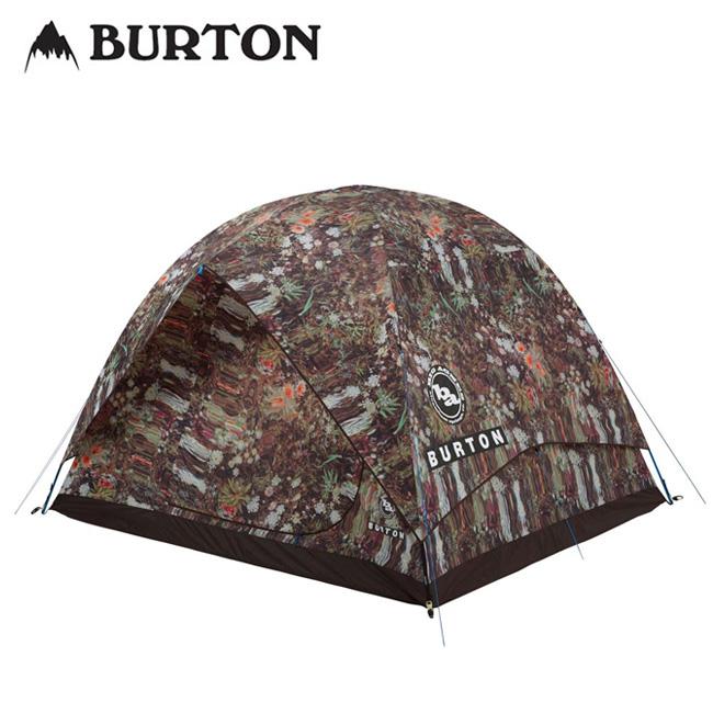 BURTON バートン キャンプ テント Rabbit Ears 6 Tent Day Tripper Print 16702101264 【TENTARP】【TENT】 アウトドア キャンプ 大型テント