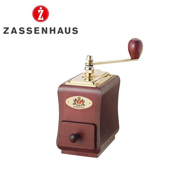 ZASSENHAUS ザッセンハウス ザッセンハウス・ミル サンティアゴ MJ-0803 【雑貨】 コーヒーミル