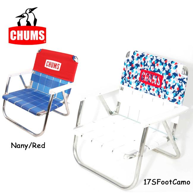 CHUMS/チャムス チェア Flip Chair Low フリップチェア ロー CH62-1113 椅子 ビーチ アウトドア 海